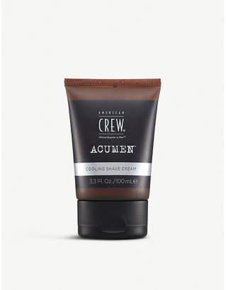 American Crew ACUMEN Acumen Cooling shave cream 100ml