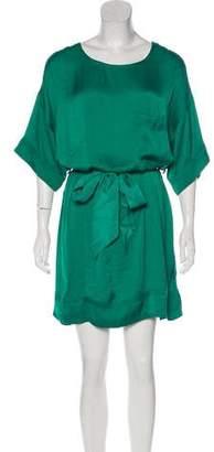 Lanvin Mini Shift Dress