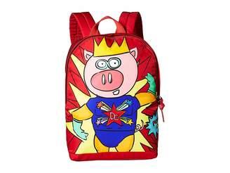 Dolce & Gabbana Super Pig Backpack