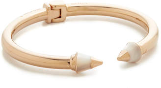 Vita Fede Mini Titan Metal Tip Stone Bracelet $375 thestylecure.com