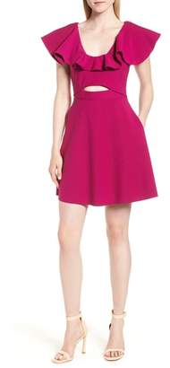 Elliatt Blair Fit & Flare Dress