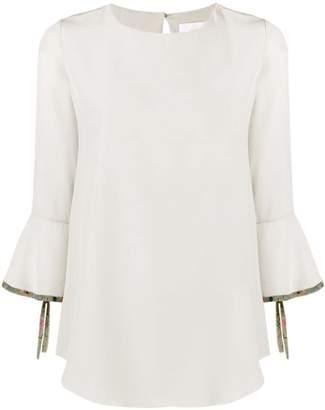 Chloé tie sleeve blouse