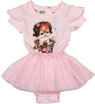 Rock Your Baby Puppy Circus Dress