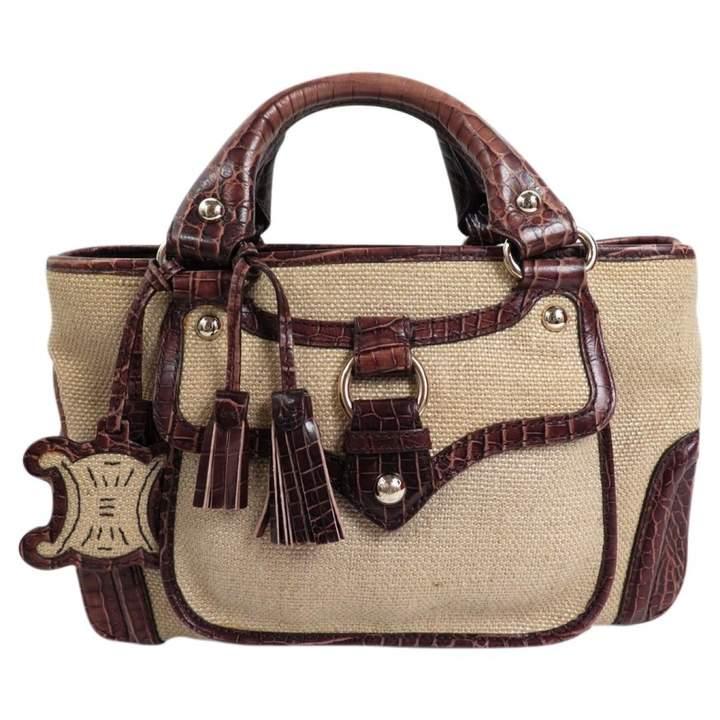 Boogie cloth handbag