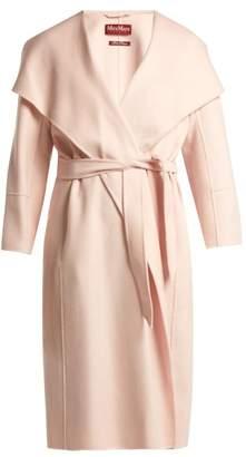Max Mara Bosso Coat - Womens - Light Pink