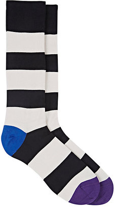Paul Smith Men's Parton Mid-Calf Socks $30 thestylecure.com