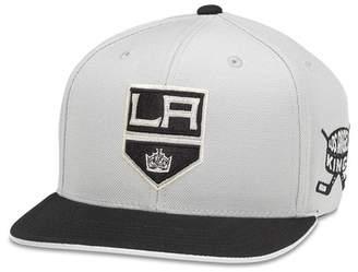 American Needle NHL Los Angeles Kings Flat Brim Baseball Cap