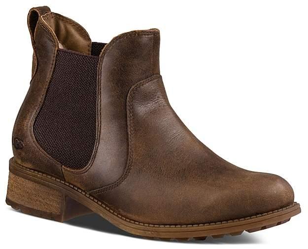 UGGUGG® Bonham Leather Booties