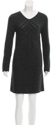 Rag & Bone Wool Rib Knit Dress