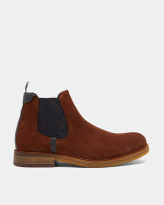 Ted Baker BRONZO Suede Chelsea boots