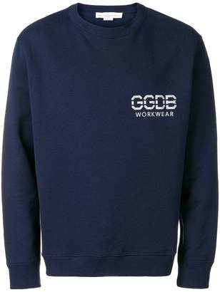 Golden Goose branded sweatshirt