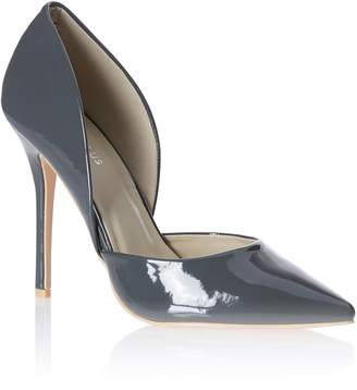 Next Womens Glamorous Two Part Court Shoes