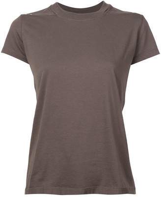 Rick Owens classic round neck T-shirt
