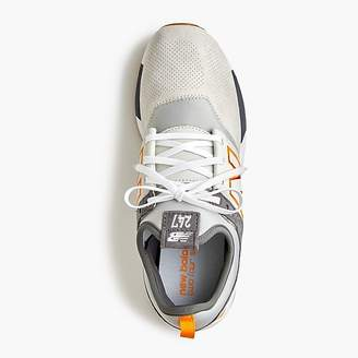 J.Crew New Balance® for 247 Luxe sneakers in suede