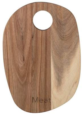 BLOOMINGVILLE Acacia Wood Meat Cutting Board/Serving Tray