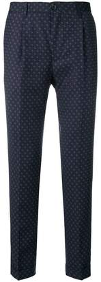 Paul Smith printed tailored trousers