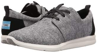Toms Del Rey Sneaker Women's Lace up casual Shoes