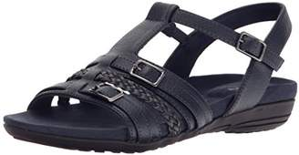 Easy Street Shoes Women's Parker Flat Sandal