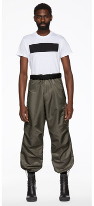 Random Identities Khaki Berlin Baggies Cargo Pants
