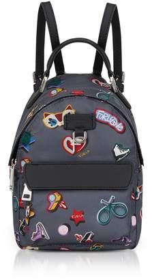 Furla Ardesia Mini Favola Backpack
