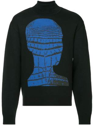 Strateas Carlucci turtle neck jumper
