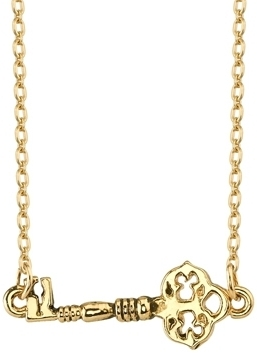 House Of Harlow 1960 - Women's Mini Key Necklace **Back Ordered**