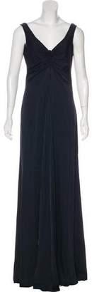 Armani Collezioni 2012 Sleeveless Maxi Dress