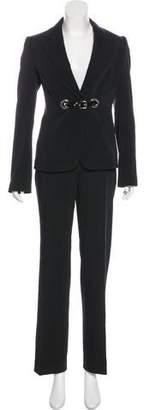 Dolce & Gabbana Notch-Lapel Pantsuit