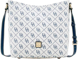 Dooney & Bourke Maxi Quilt Hobo Crossbody
