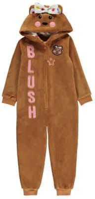 George Children in Need Fleece Blush Onesie