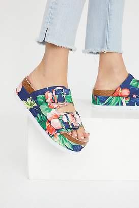 Hawaii Platform Sandal by Shellys London at Free People
