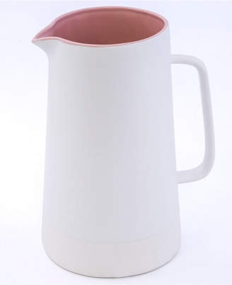 Thirstystone Pink Ceramic Pitcher