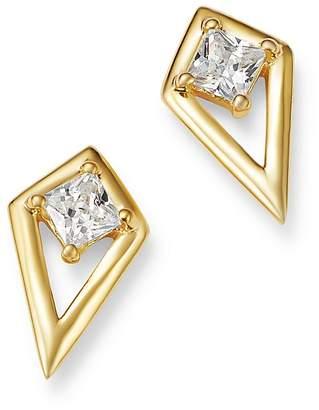 Bloomingdale's Diamond Kite Stud Earrings in 14K Yellow Gold, 0.20 ct. t.w. - 100% Exclusive