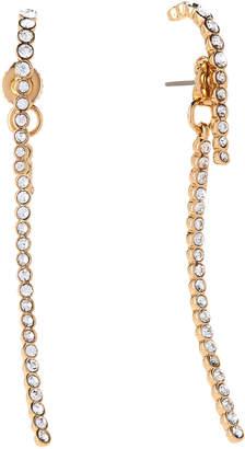 Vince Camuto Gold-Tone Linear Lobe Earrings