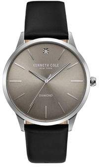Kenneth Cole Mineral Crystal Glass Watch