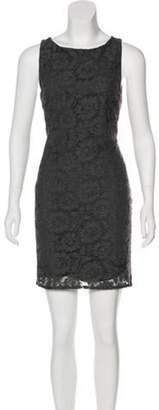 Alice + Olivia Lace Mini Dress Lace Mini Dress