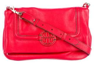 Tory Burch Amanda Fold-Over Messenger Bag