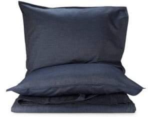 Calvin Klein Denim Wash Duvet Set