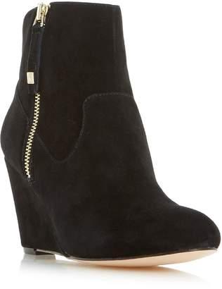 Biba Ottie Wedge Heel Ankle Boots