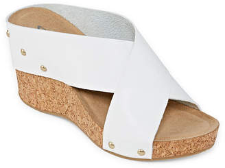 CL BY LAUNDRY CL by Laundry Womens Aisley Wedge Sandals