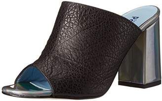 Studio Pollini Women's Chunky Heel Slide