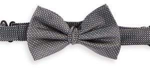 Lauren Ralph Lauren Boy's Textured Silk Bow Tie