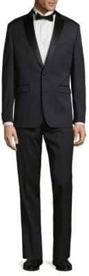 Vince Camuto Wool Peak Lapel Tuxedo