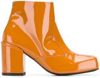 Aalto side zip ankle boots
