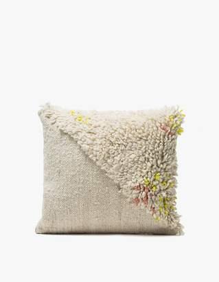 Minna Split Shag Pillow 16x16
