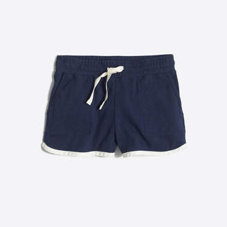 J.Crew Factory Girls' pull-on short with pockets