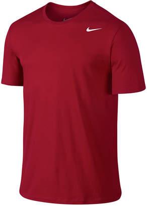 Nike Men's Dri-Fit Cotton Crew Neck T-Shirt $25 thestylecure.com