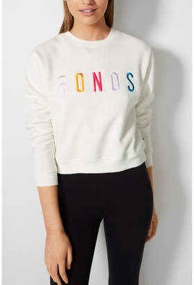 Bonds Embroidered Pullover