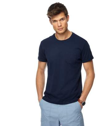 Red Herring Pack Of Two Navy Crew Neck Slim Fit T-Shirts