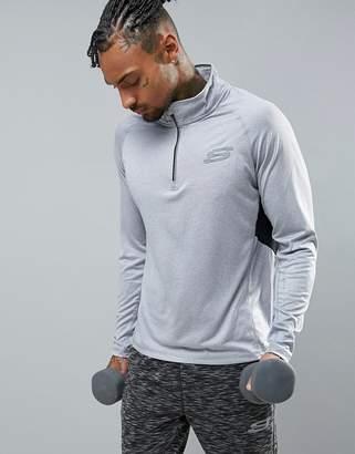 Skechers Long Sleeve Gym Top